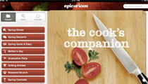 Epicurious-ipad